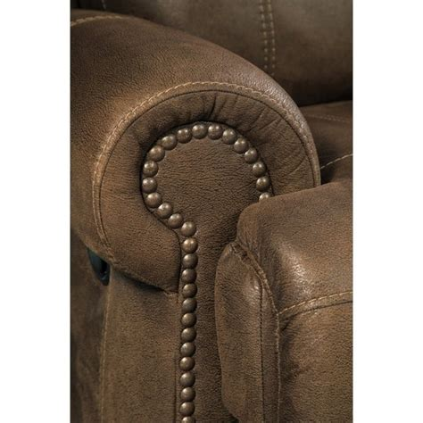 austere power reclining sofa austere 2 seat faux leather power reclining sofa in