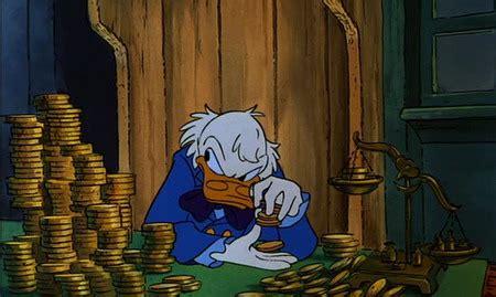 Scrooge Mcduck Carol - character profile cineramble