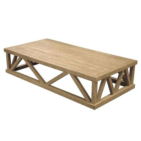 Weathered Wood Coffee Table Cape Cod Weathered Wood Coffee Table New Home Family Room