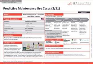 Connected Car Predictive Maintenance Predictive Maintenance Market Report 2017 2022