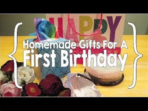 best 1 year old gifts homemade gifts for a one year