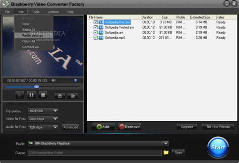 download mp3 video converter for blackberry blackberry video converter factory download