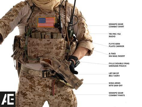 Seal Gear Gear Gallery Navy Seal Gear Kitlist 2013