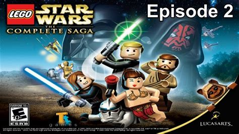 get your free star wars games why humble bundle is awesome do lego star wars the complete saga walkthrough episode 2