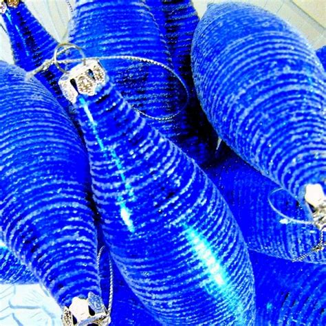 Gelang Blue Goldsand 8 Mm 1 blur by honey blue beautiful blue