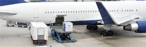 air cargo transported  unit load devices dsv