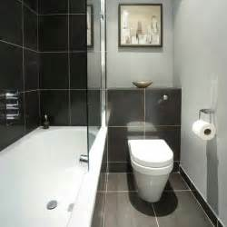 Small monochrome bathroom small bathroom design ideas housetohome