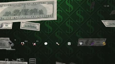 ps4 jordan themes this ps4 theme makes it rain and i can t look away