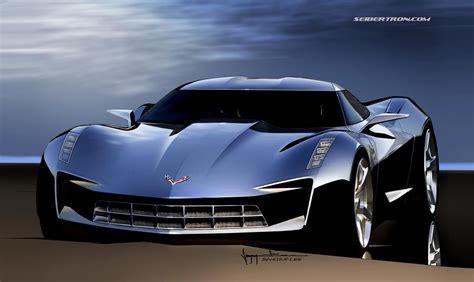 corvette stingray sideswipe corvette stingray concept sideswipe car gallery