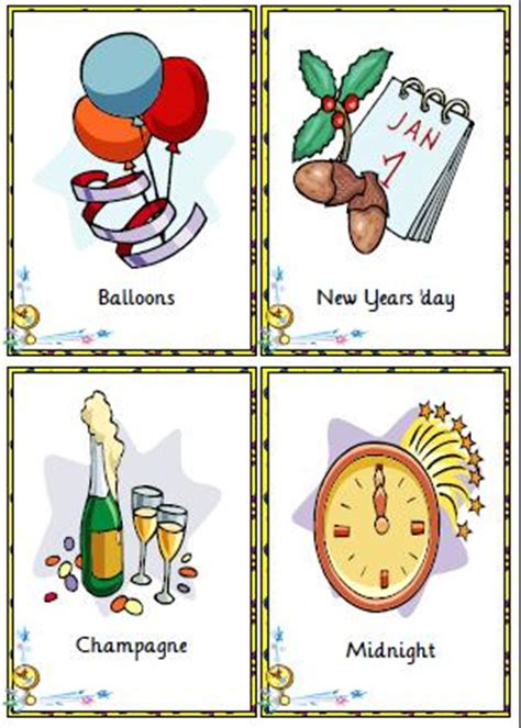 new year story flashcards new year flashcards