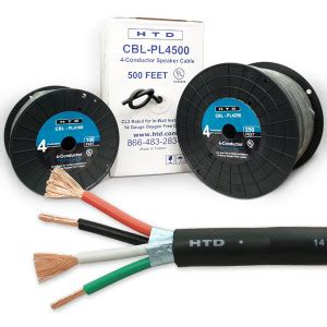 gauge  conductor direct burial speaker cable
