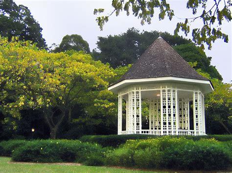 File Bandstand Singapore Botanic Gardens 20060805 Jpg Singapore Botanic Gardens