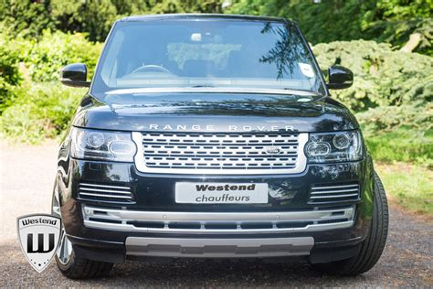 is range rover reliable range rover vogue an exclusive chauffeur service provider