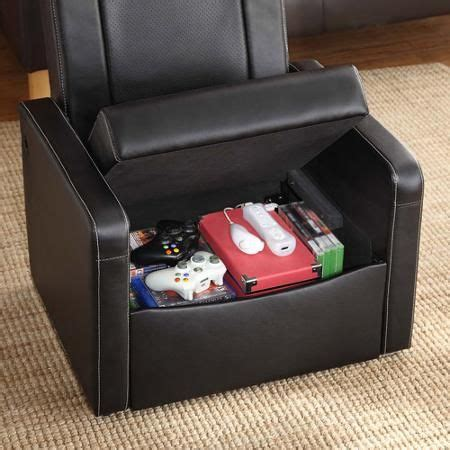 rocker storage gaming ottoman rocker storage gaming ottoman colors