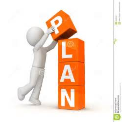 3d planning 3d person planning stock photography image 30336152