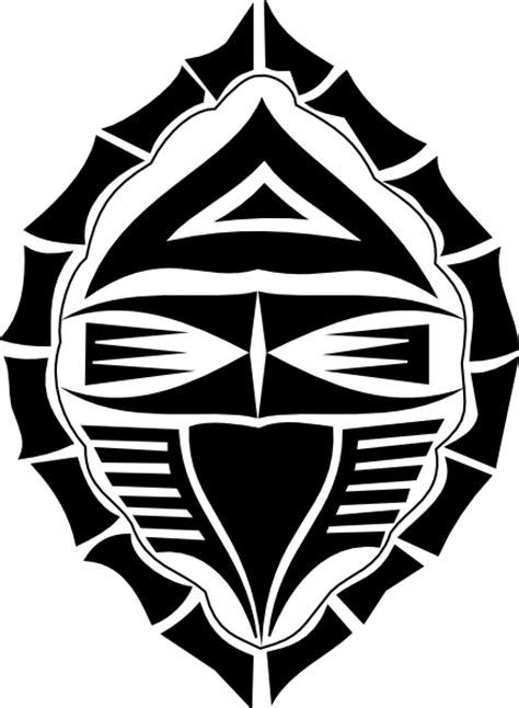 tribal bamboo clip art  clkercom vector clip art
