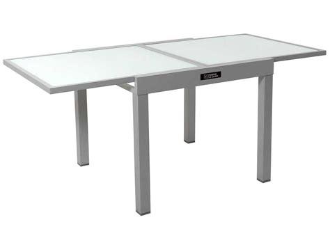 table jardin aluminium extensible 1706 awesome table de jardin aluminium extensible ideas