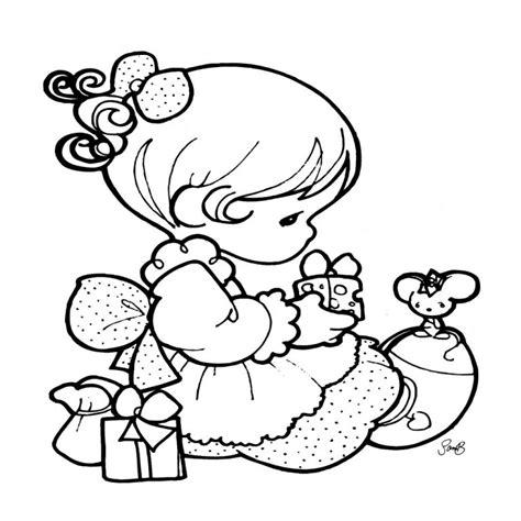dibujos de navidad para pintar e imprimir dibujos de la preciosos momentos navidad para colorear e imprimir