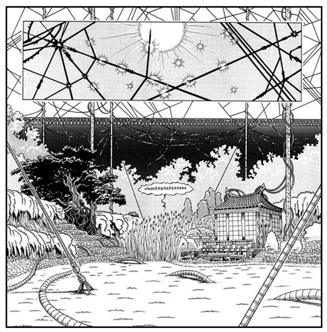Spider Garden Graphic Novel Spider Garden Series Vol 3 In A Metal Web I Panel