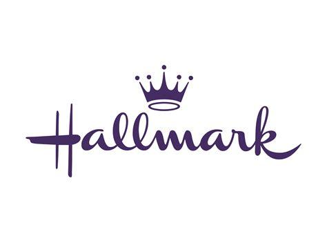 on hallmark hallmark logo and wordmark logok