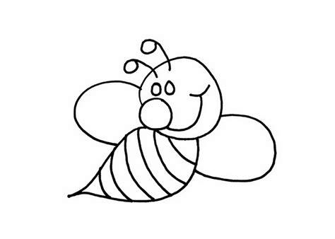 bee coloring pages preschool bee coloring pages preschool and kindergarten