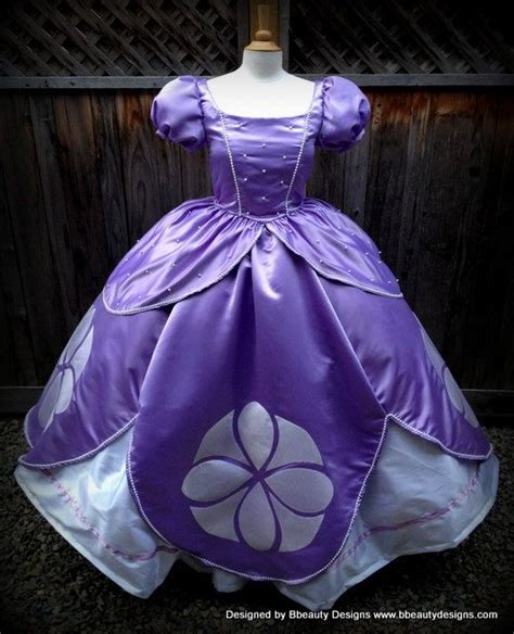 Dress By Shofiya by Sofia The Princess Inspired Dress Gown Size