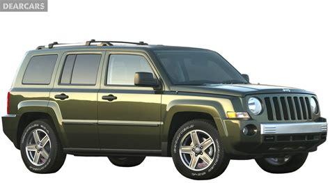 Jeep Patriot Mods Jeep Patriot Modifications Packages Options Photos