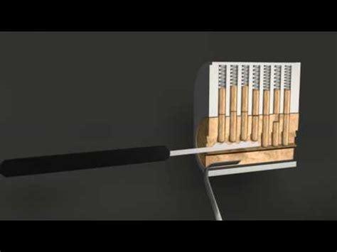 How To Lockpick A Door by How Raking Works Lockpicking