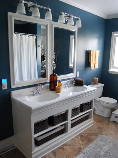 inexpensive bathroom remodel pictures budget bathroom remodels hgtv