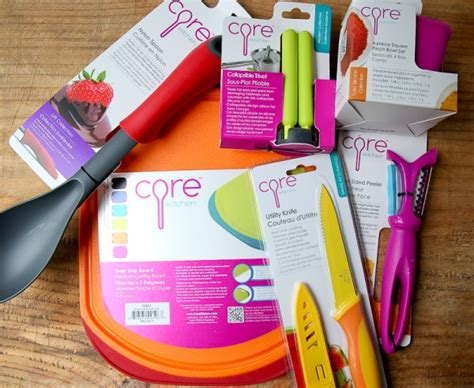 Blog Giveaway Tool - core kitchen tools giveaway cooking contest central