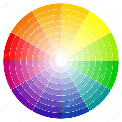12 color wheel color wheel 12 colors stock vector 169 opicobello 124650702