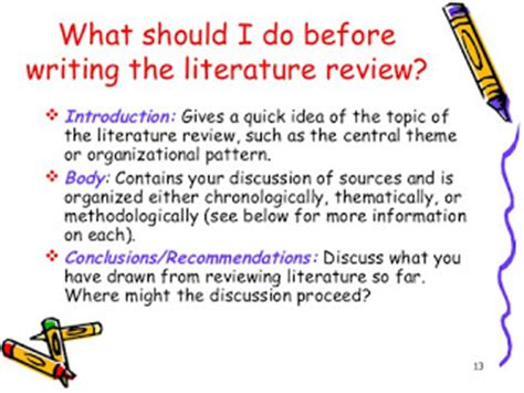 Contoh Literature Review Sistem Informasi by Myfaisal Langkah2 Membuat Literature Review Yang Betul