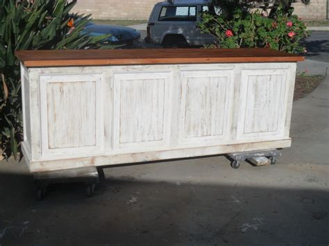 Custom Made Bar Counters Made Store Counter From Reclaimed Wood By Oldpine