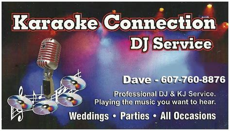 karaoke business cards templates karaoke dj business cards gallery card design and card