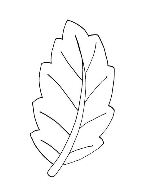 big leaf coloring pages kids n fun 39 kleurplaten van blaadjes