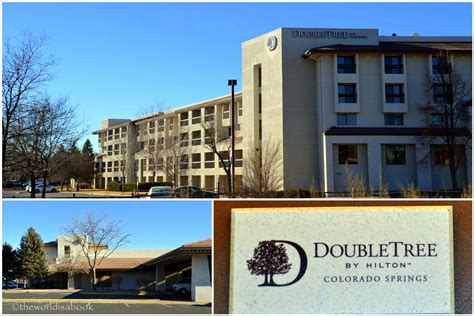 friendly hotels colorado springs doubletree hotel colorado springs size and location matter
