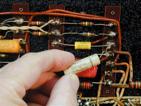 how does a capacitor keyboard work replacing capacitors in radios and tvs