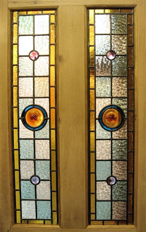 Stained Glass Interior Doors Stained Glass Stained Glass Exles And Patterns Pinterest