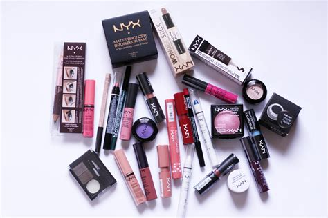 Make Up Giveaway - nyx cosmetics giveaway bisous natasha