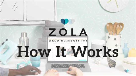 wedding registry startup wedding planning startup zola just the knot 100