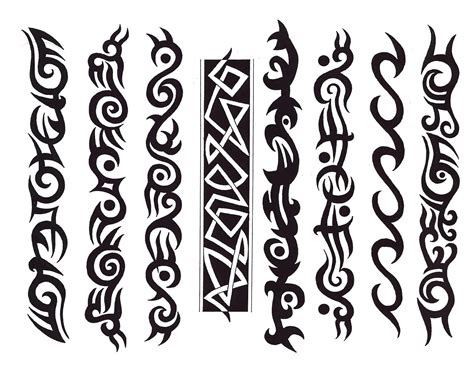 tribal bracelet tattoo designs tribal tribal designs designs
