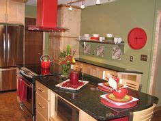 green and red kitchen ideas red and green in the home on pinterest red kitchen red