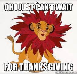 thanksgiving cat meme oh i just can t wait for thanksgiving thankful cat