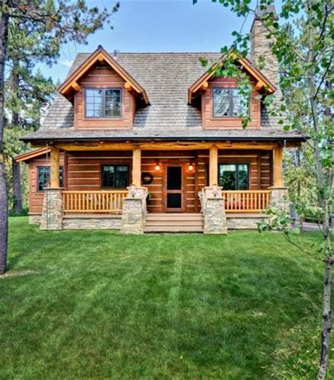 cabin style homes best 25 log cabins ideas on pinterest cabin homes log