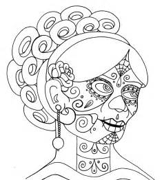 Wenchkin s coloring pages mi madre