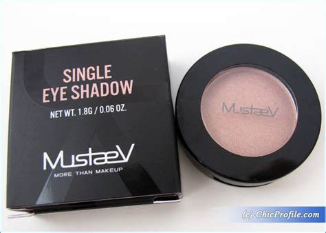 Eyeshadow Just Mist mustaev pink mist eyeshadow review swatches photos trends and makeup