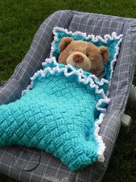 baby car seat blanket crochet pattern winter car seat blanket crochet pattern