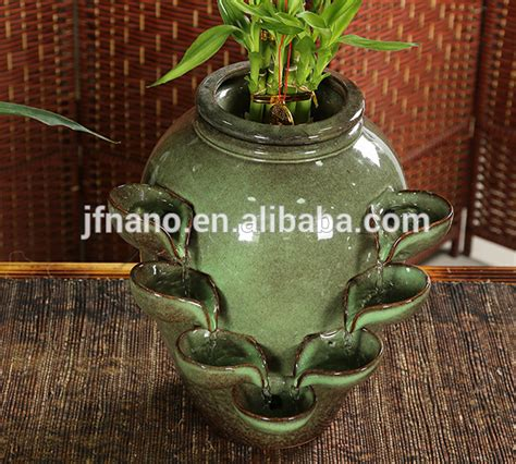 Handmade Fountains - creative home decorations handmade ceramic water