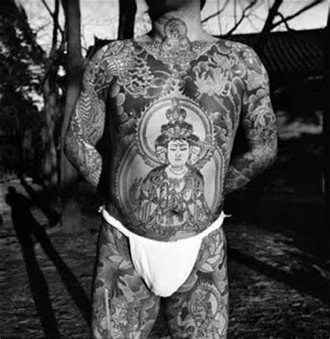 yakuza tattoo process design history 2009 emma japanese irezumi