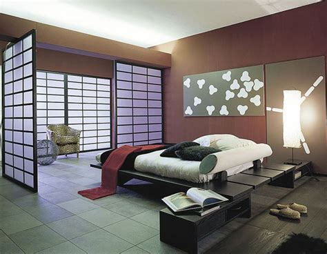 oriental bedroom clean modern bedroom with asian theme